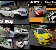 SUZUKI NEW SWIFT SET DESIGN
