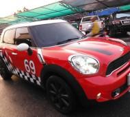 Mini CTM แต่งชุด WRC แนวแข่ง Racing ต่างประเทศ