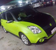 SWIFT FULL WRAP Lime Tree Green Matte
