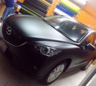 CX5 Full Wrap black matte
