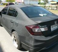 HONDA CIVIC FB DIAMOND DUST FULL WRAP
