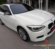 BMW Series1 Protection Film 3M