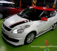 SWIFT NEW I SPORT1 Racing Black and Red