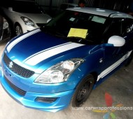 Swift Stipes Viper Design 89