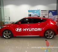 Hyundai Caravan Sticker_5 คัน