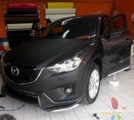 Mazda CX5 Full Wrap Black Matte