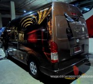 King Power Aksra Theatre Vehicle Marketing Wrap