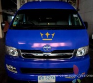 Project Vehicle Wrap King Power 22 คัน โดย Car Wrap Pro