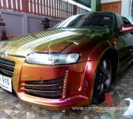 Toyota SERA Full Wrap Protection กันรอย 3M