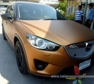 CX5 Full Wrap Gold Copper