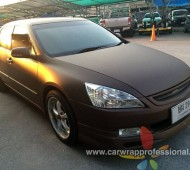 HONDA ACCORD_MATTE BROWN CHOCOLATE