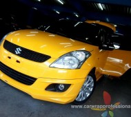 New Swift Full Wrap Bright Yellow Gloss