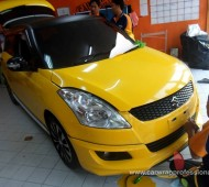 New Swift Full Wrap Yellow Colors