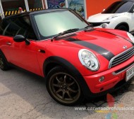 Mini Cooper Redseed