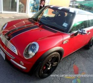 MINI COOPER UNION JACK SET
