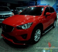 CX5 Full Wrap Redseed