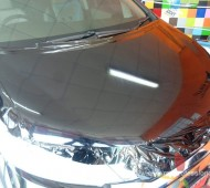 Wrap กันรอย 2016 Honda Odyssey