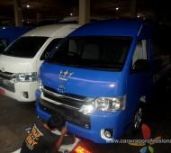 King Power Van Vehicle Marketing Wrap