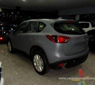 Mazda Cx5 Full Wrap Gray Matte Colors
