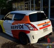 SUZUKI SWIFT REPSOL Sport Racing