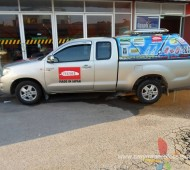 Vehicle Marketing Wrap