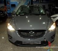 Mazda CX-5 Full Wrap Dark Gray