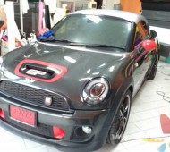 Mini cooper R58 GP Racing