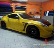 NISSAN FAIRLADY(370Z) Yellow Jaune Gloss