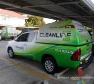 Project Powermatic Vehicle Marketing Wrap