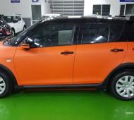 Suzuki Swift Full Wrap