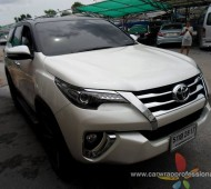 NEW FORTUNER WRAP TRD Sport Style
