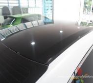 New Honda Civic Roof Glass