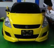 Swift Half Wrap Yellow Gloss