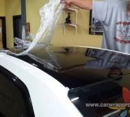 Toyota Altis Roof Glass
