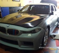 BMW DARK GRAY MATTE