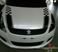 Suzuki Swift Racing รอบคัน