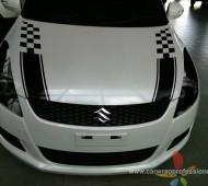 Suzuki Swift Racing รอบคัน