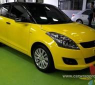 Suzuki Swift Yellow Gloss