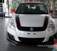 SUZUKI SWIFT ลาย Racing