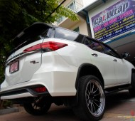 Fortuner Protection