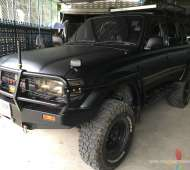 LAND CRUISER BLACK MATTE