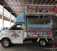 SUZUKI CARRY FOOD TRUCK