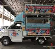 SUZUKI CARRY FOOD TRUCK